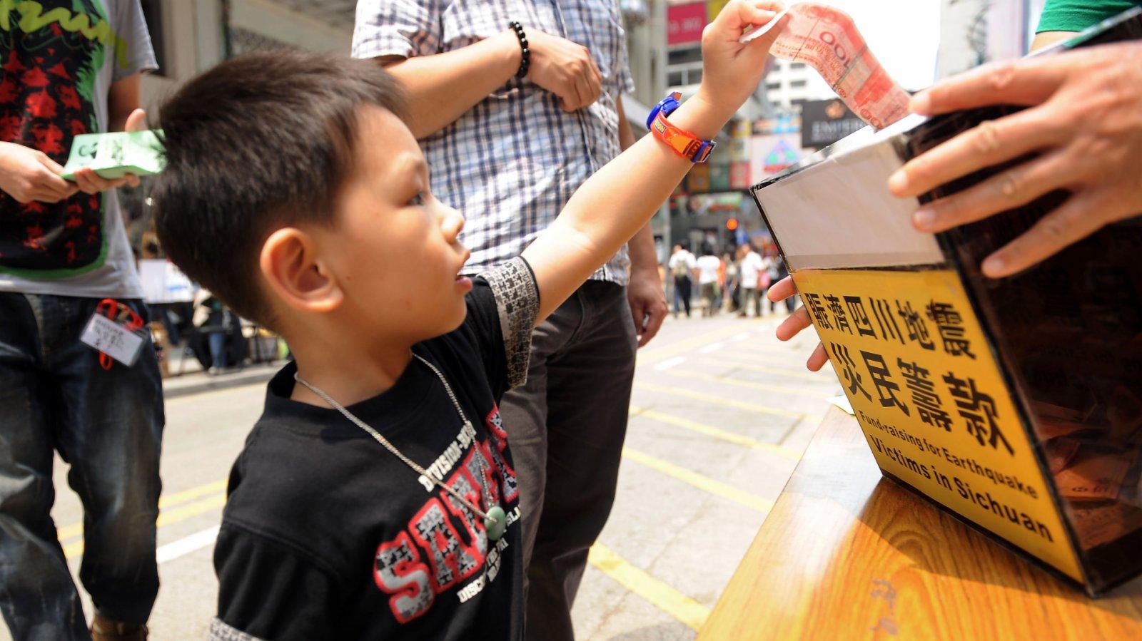 200億捐款!13年援助!香港為汶川做了這麼多!