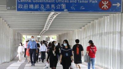 香港2020/2021年度逾1800名公務員辭職