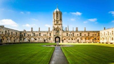騎呢遊學團|數英語大學 牛津最古老