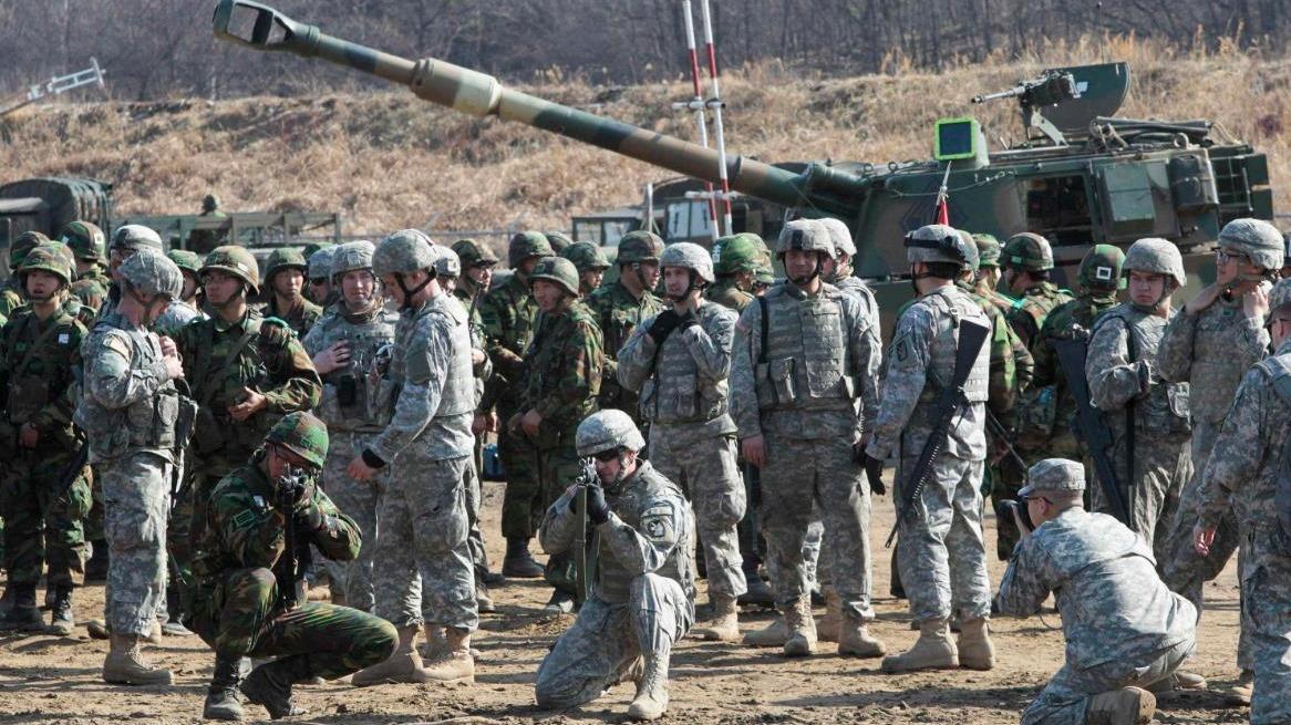 韓美就聯合軍演重要性達成共識