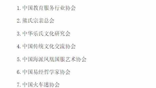民政部公布2021年第四批12個涉嫌非法社會組織名單