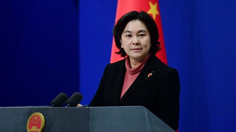 外交部:堅決反對日方無理指責中方正常軍事活動