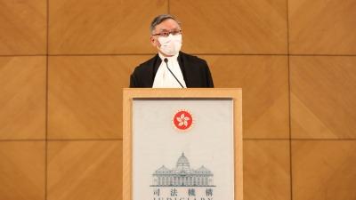 張舉能應最高法邀請 下周二起訪京4日