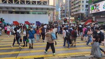 本港首季經濟明顯復甦 按年增長7.9%