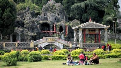 歷史與空間:中山公園情未了