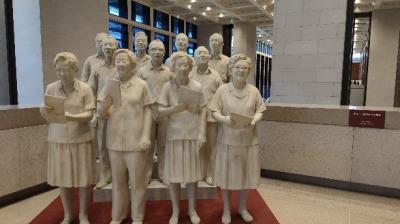百年巨變 近百件名家雕塑作品亮相國博