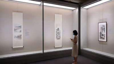 「南嶺之南」展覽明登陸香港藝術館 縱覽廣東繪畫傳承革新