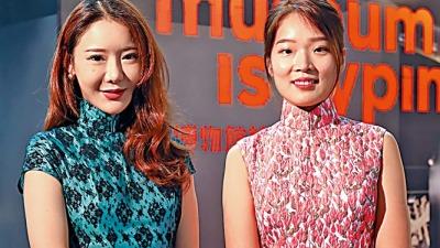 香港長衫製作和天后誕入選國家級非遺