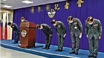 台灣疫情失控 軍營爆疫 空防中樞群體感染