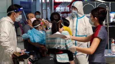 台灣再增251例確診 累計411人染疫亡