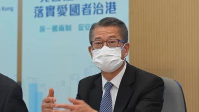 陳茂波:中共百年心繫人民幸福 港人對未來更有信心