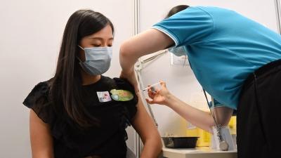 今日5.4萬人打疫苗創新高 累計逾170萬人接種
