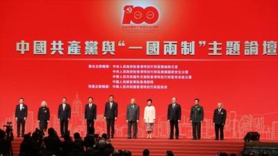 香港僱主聯會主席鄺正煒:商界應把握發展好勢頭 積極融入國家發展大局