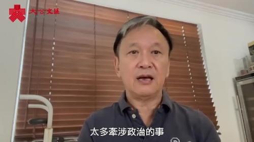 《十月圍城》導演陳德森:香港電影要拍大製作需借助內地市場