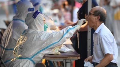 廣州11個區域解除封閉封控