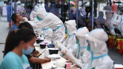廣州兩名醫務人員確診新冠肺炎