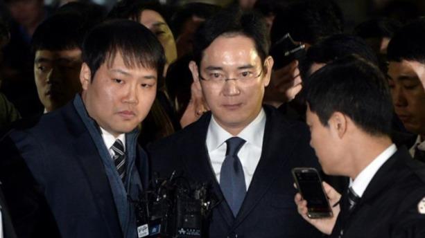 三星副會長李在鎔涉嫌濫用麻醉藥 警方將案件移交檢方