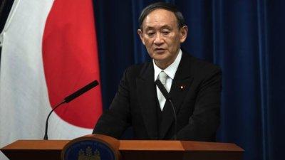菅義偉:若被提交內閣不信任案 或解散眾院舉行大選