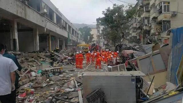 湖北十堰燃氣爆炸事故已致25人死亡