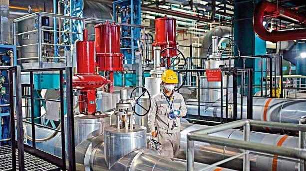監管接軌國際 台山核電站正常運作