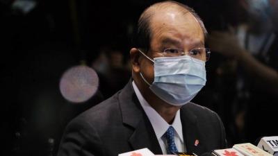 張建宗:正檢視法援制度 考慮會否收緊律師接辦案件上限