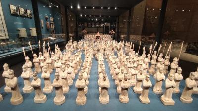 活化大運河2500年歷史文化 揚州中國大運河博物館開館