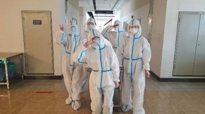 東海航空員工自發組建疫情防控志願者隊伍 眾志成城齊心「戰疫」