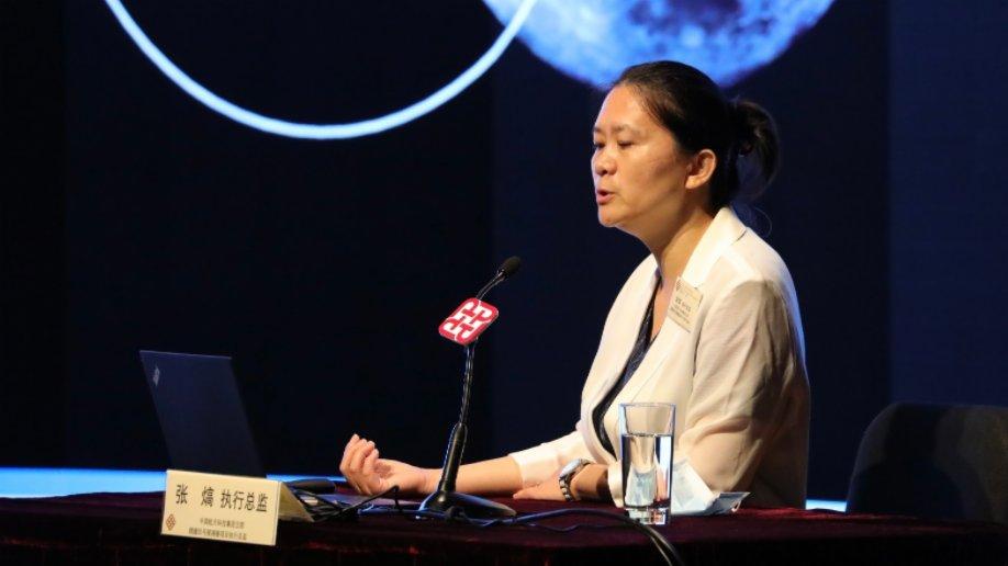 張熇:下一步將建月球科研站 中國航天員將會登月