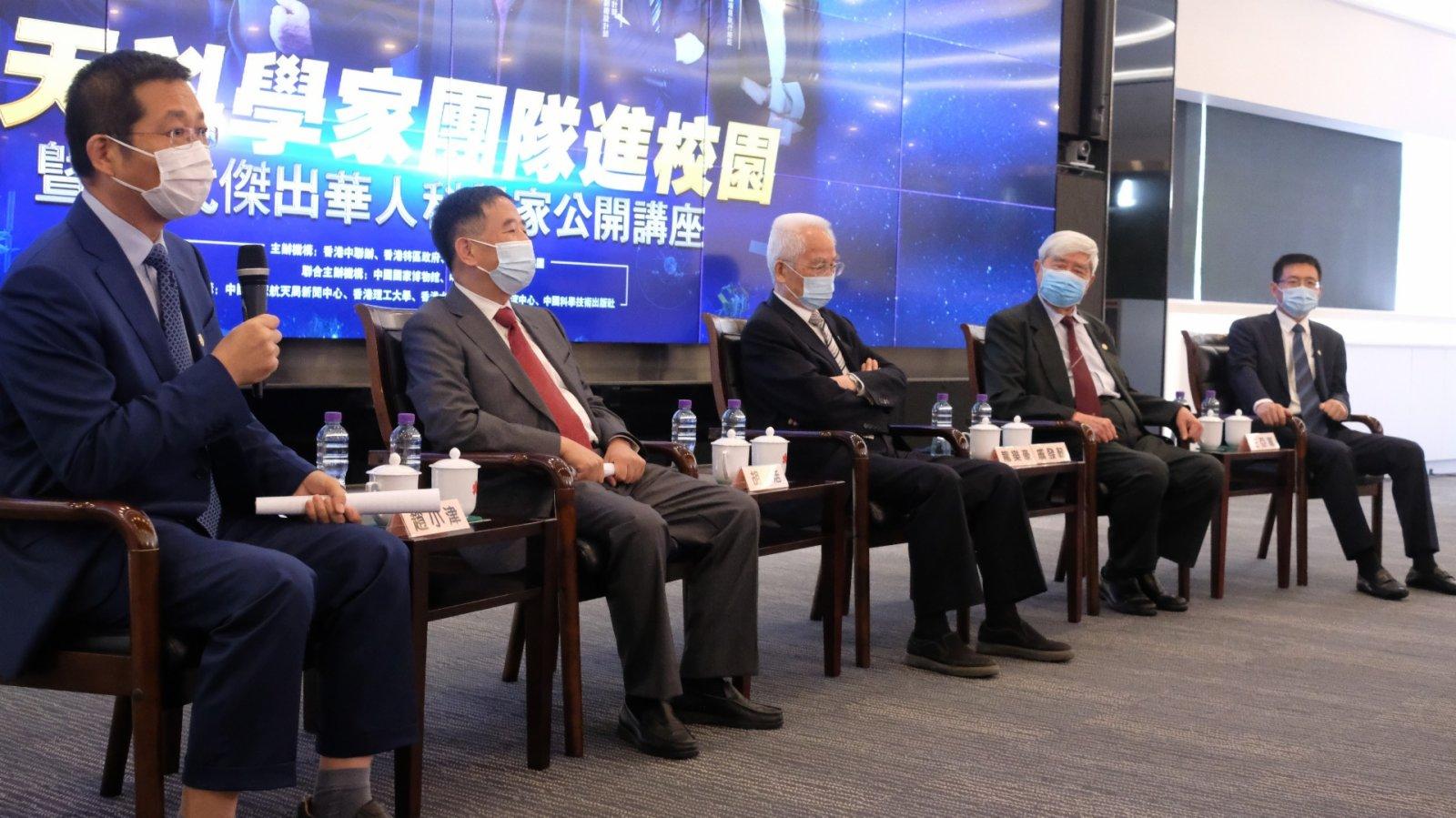 胡浩:在科研方面港方有鑽研精神 後期將續合作