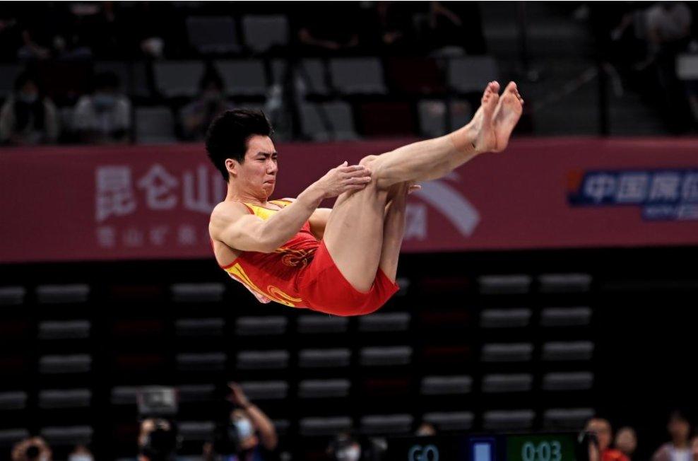張博恆(中国),體操。 張博恆是一名新湧現出來的一名年輕全能選手。在今年全錦賽中獲得自由操冠軍、全能亞軍。雖然張博恆尚未參加過世界大賽,但他動作質量高,是一位非常全面的候補隊員。