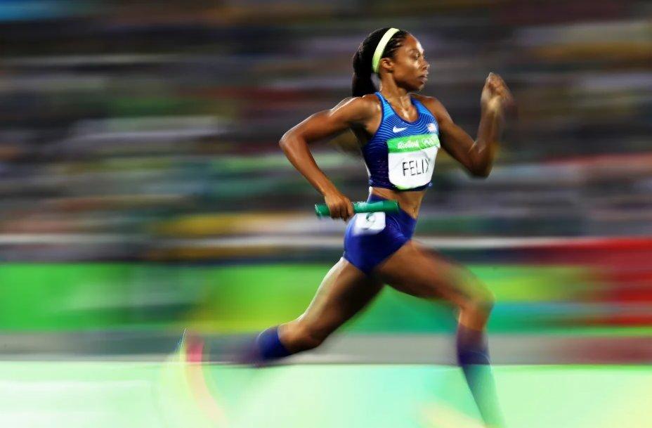 艾莉森·菲利克斯(美國),田徑。 艾莉森·菲利克斯將參加個人第五屆奧運會,這位美國短跑名將手握6枚奧運金牌和3枚銀牌,已經成為田徑歷史上最成功的女子運動員。如能在東京再奪一枚獎牌,她將追平劉易斯的紀錄,並列成為擁有奧運獎牌數量最多的美國選手。
