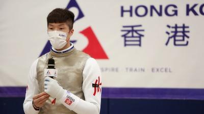 東京奧運 | 香港男花隊以賽代操備戰