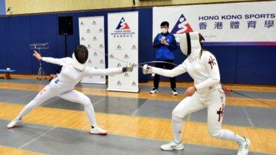 東京奧運|港隊江旻憓晉級女子重劍16強