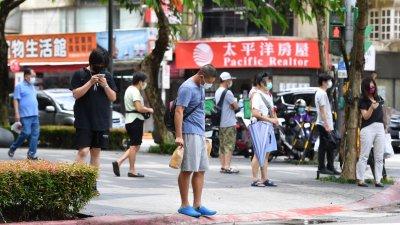 台灣新增12例本土新冠病例