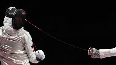 東京奧運丨男子花劍個人賽 港隊張家朗晉級16強