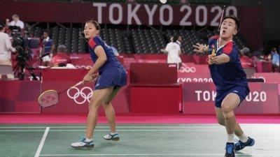 東京奧運|羽毛球混雙港隊擊敗德國料晉級8強