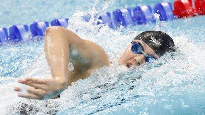 港隊何詩蓓晉身200米自由泳準決賽