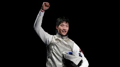 徐英偉:張家朗取得獎牌是莫大的榮耀