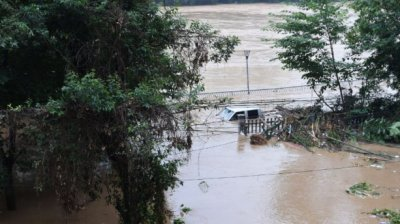水利部:北方衛河決口成功封堵 南方全力防禦颱風「煙花」