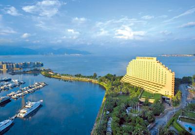 香港黃金海岸站 黃金海岸酒店