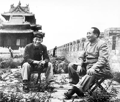 人文歷史/毛澤東與故宮博物院的故事
