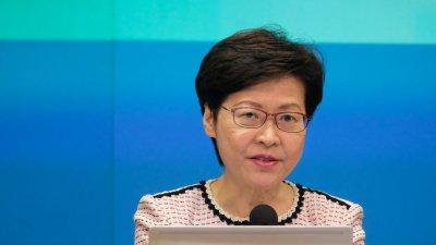 林鄭月娥:境外地區改為高中低風險 與抵港者接觸人員須打疫苗