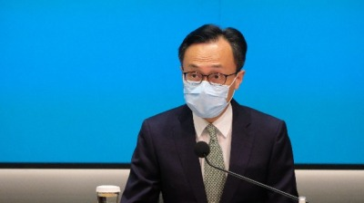 聶德權:港府研延長社區接種中心運作至10月底