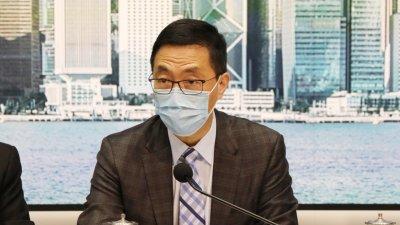 楊潤雄:新學年以半天面授為基礎 師生接種率達七成可全日面授