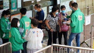 香港今日6.8萬人接種疫苗 逾329萬人已打第一針