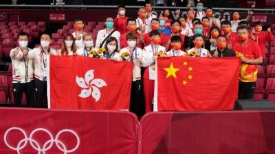 蘇慧音:銅牌有助本港乒球發展