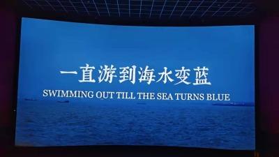 《一直游到海水變藍》鄭州首映 賈樟柯拍攝河南作家梁鴻