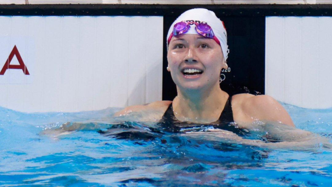 何詩蓓國際賽再奪1金1銀 鄰隊泳手確診染疫