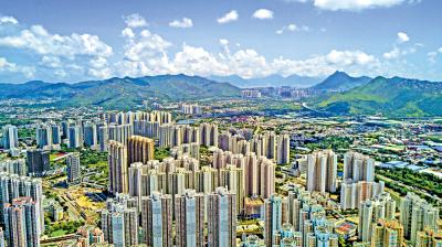 明觀四海/新選制開創香港新未來\絲路智谷研究院院長海南大學「一帶一路」研究院院長 梁海明