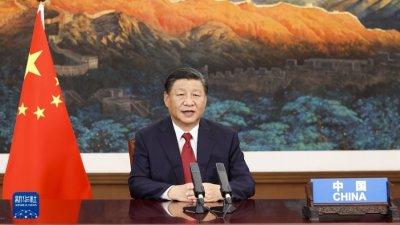 習近平:中國今年內將努力對外提供20億劑疫苗